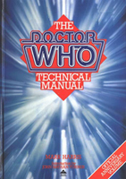 The 20th anniversary DOCTOR WHO TECHNICAL MANUAL published in 1983