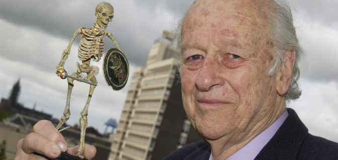 3: Ray Harryhausen