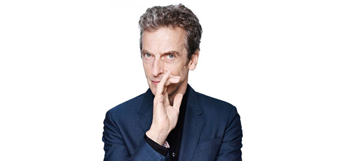 6: Peter Capaldi IS the Doctor!