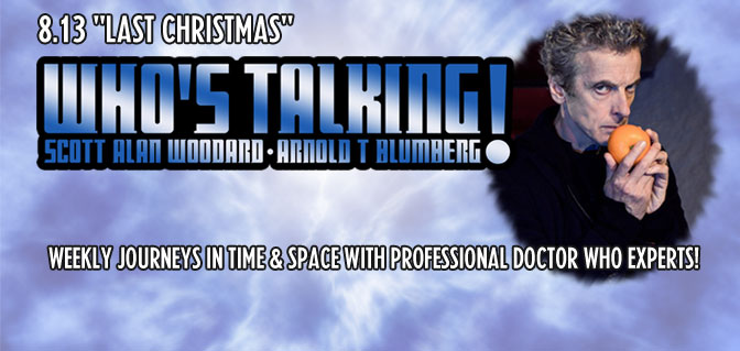 "13: Doctor Who S08E13 – ""Last Christmas"""