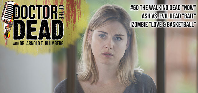 60: The Walking Dead S06E05 Ash Vs Evil Dead S01E02 iZombie S02E05