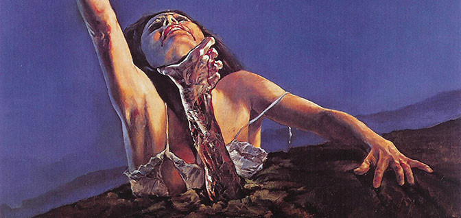 VOICES IN THE DARK: THE EVIL DEAD (1981)