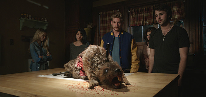 REVIEWS: Zombeavers (2014)