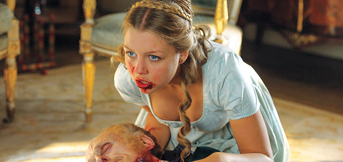 REVIEWS: Pride and Prejudice and Zombies (2016)