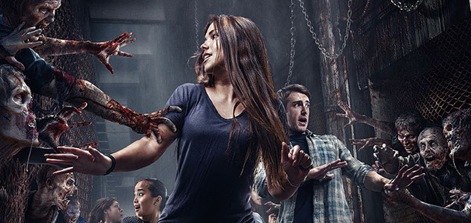 STUFF: Universal Studios' Walking Dead Attraction Goes Year-Round