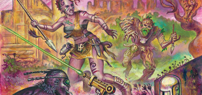 CROWDFUNDING: MUTANT CRAWL CLASSICS