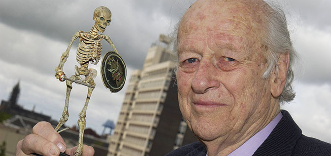 TRIBUTE: RAY HARRYHAUSEN (1920-2013)