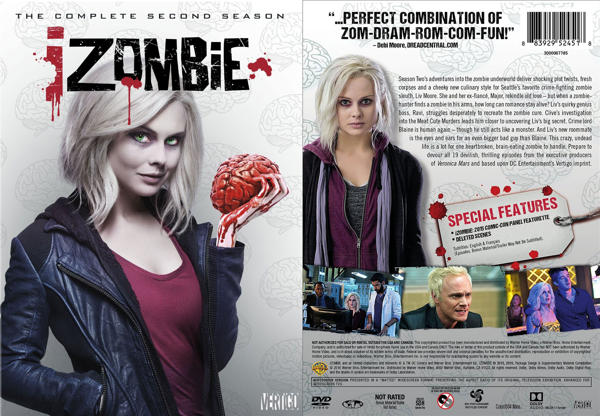 Izombie the g2v podcast the pop culture audio magazine now season 2 of the zombie show everyone should be watching is available on amazon and if you click through and order it now youll not only treat solutioingenieria Choice Image