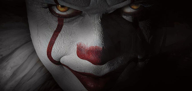 Five Creepy Clowns – The New Pennywise and More