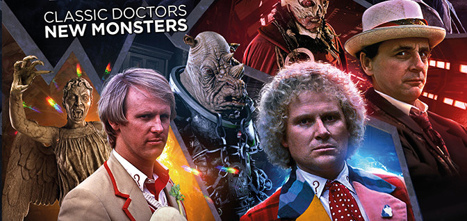 REVIEWS: Doctor Who: Classic Doctors, New Monsters Volume 1 (Big Finish)