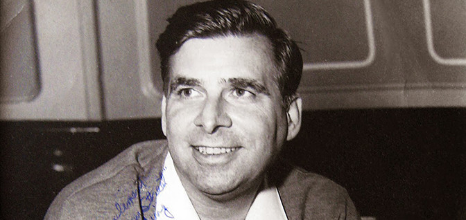 Gene Roddenberry (1921-1991), Star Trek, and Outside In Boldly Goes [UPDATED]