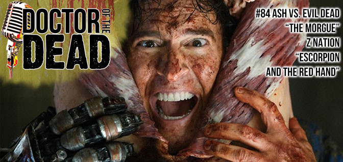 84: Z Nation S03E04 Ash Vs Evil Dead S02E02