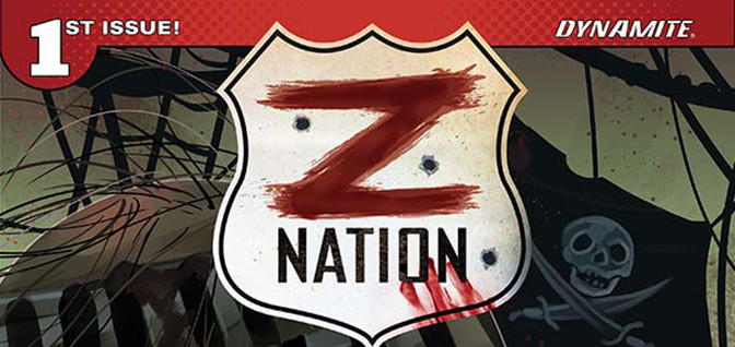 Z Nation #1 (April 2017)