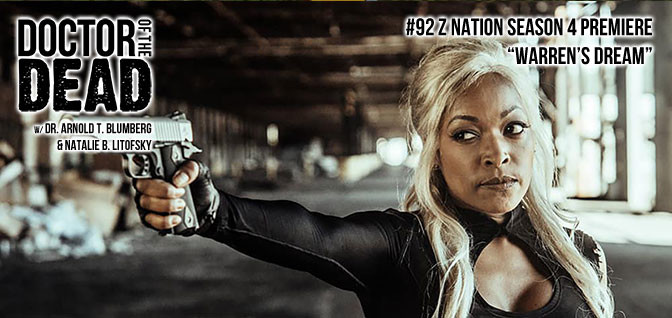 92: Z Nation Season 4 Premiere S04E01