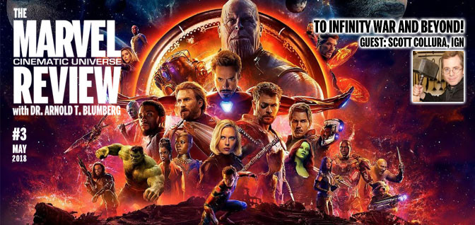 3: To Infinity War and Beyond! – Guest: Scott Collura, IGN.com
