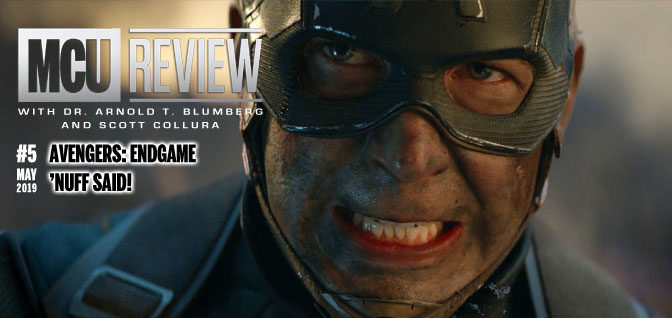 5: Avengers Endgame – 'Nuff Said!