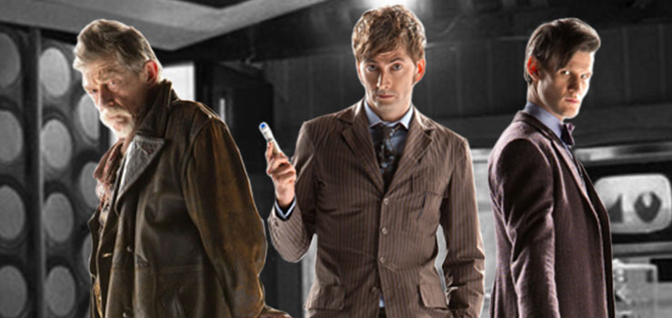 16: 50 Years of DOCTOR WHO Part 2