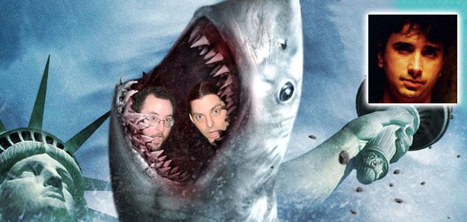 28: Sharknado 2! – with Anthony C. Ferrante