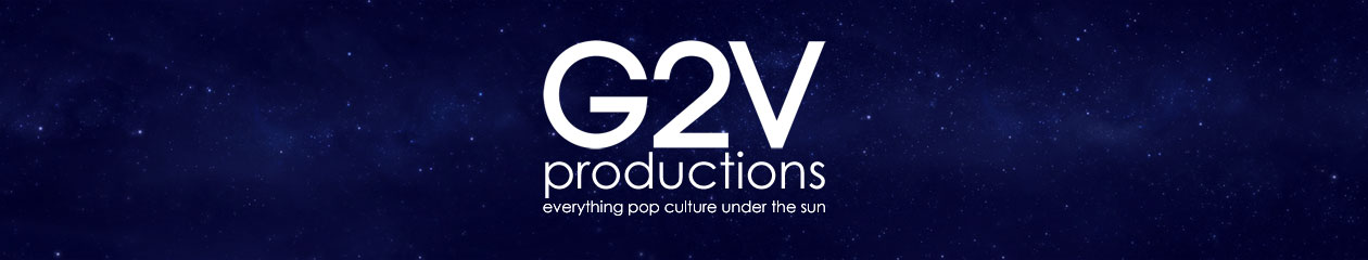 The G2V Podcast: The Pop Culture Audio Magazine
