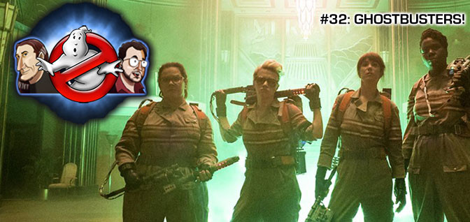 32: GHOSTBUSTERS