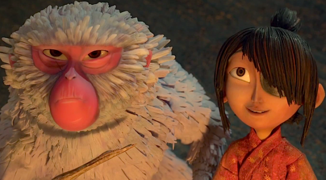 KUBO AND THE TWO STRINGS: OF SAMURAIS AND SKELETONS